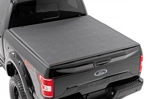 FORD SOFT TRI-FOLD BED COVER (04-08 F-150)