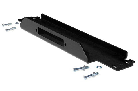 JEEP WINCH MOUNTING PLATE (87-06 WRANGLER YJ/TJ)