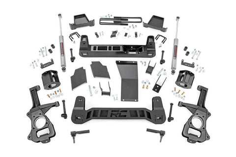 6IN SUSPENSION LIFT KIT (2019 CHEVY 1500 PU 4WD)
