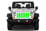 Solid Color Grille Insert