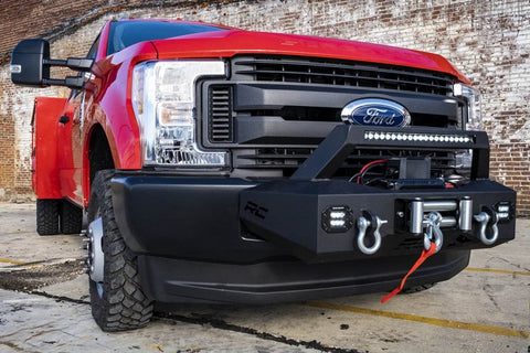 EXO WINCH MOUNT SYSTEM (17-19 FORD F-250 / F-350)