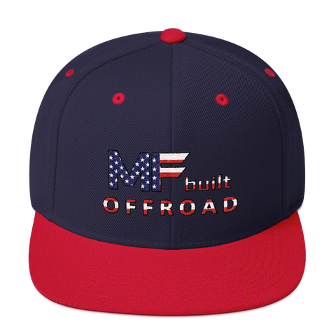 MF Built Off Road Snapback