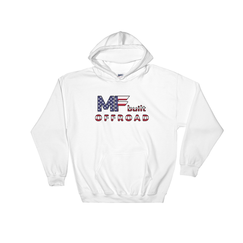 American MF Built Off Road Hoodie