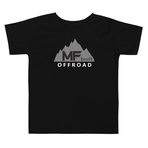 MF Built Off Road Toddler T-Shirt