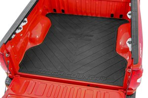 DODGE BED MAT W/RC LOGOS (2019 RAM 1500)