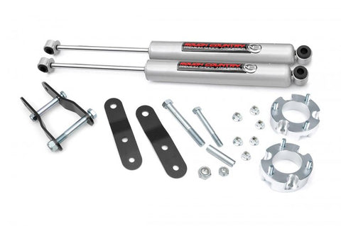 2.5IN TOYOTA SUSPENSION LIFT KIT (95.5-04 TACOMA)