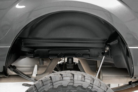 FORD REAR WHEEL WELL LINERS (15-19 F-150)