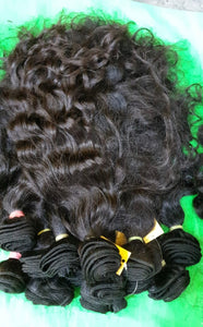 SEA Natural Curly Raw Bundles - Belle Diamond Boutique