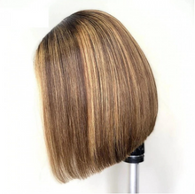 Load image into Gallery viewer, Straight Frontal Bob Wig