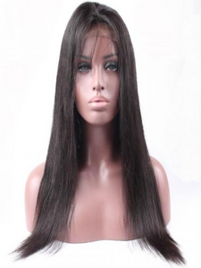 360 Swiss Lace Frontal Straight Wig