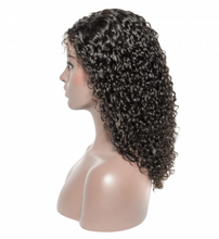 Load image into Gallery viewer, Pre-Plucked Italian Curly Human Hair Frontal Wig