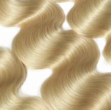 Load image into Gallery viewer, Blonde Brazilian Body Wave Human Hair Bundles