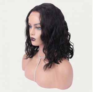 HD Undetectable Transparent Body Wave Lace Front Wig