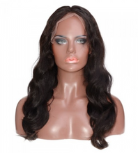 Load image into Gallery viewer, 13x6 Frontal Lace Wig 150% Density Body Wave Virgin Hair