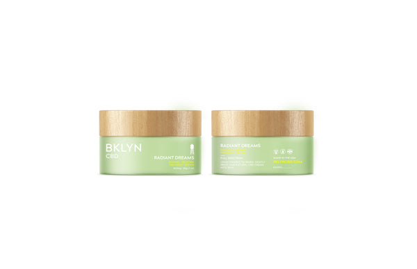 Radiant Dreams - CBD Night Cream