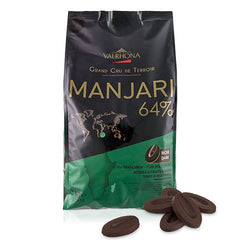 Couverture 64% Chocolate Manjari Feves - igourmet