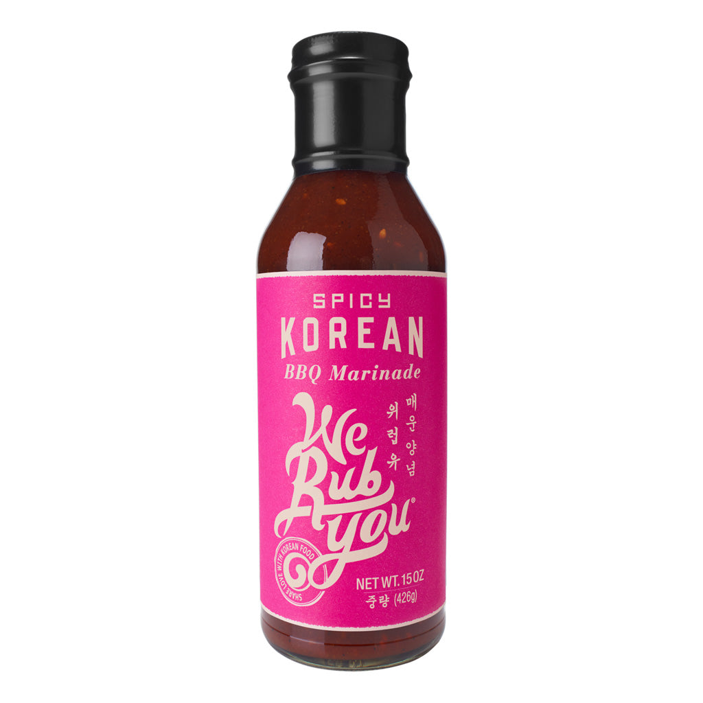 Korean BBQ Marinade - Spicy