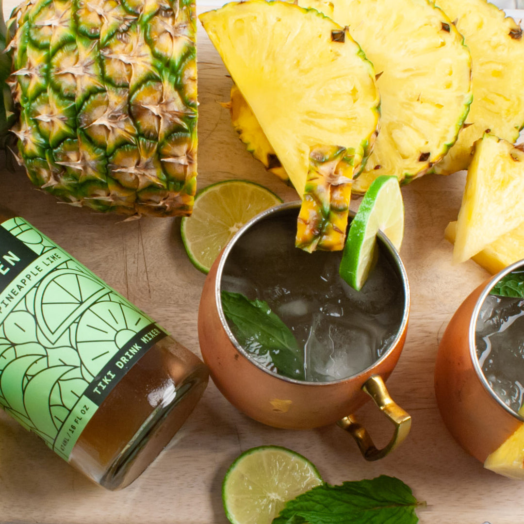 Pineapple Lime Cocktail Mixer - igourmet
