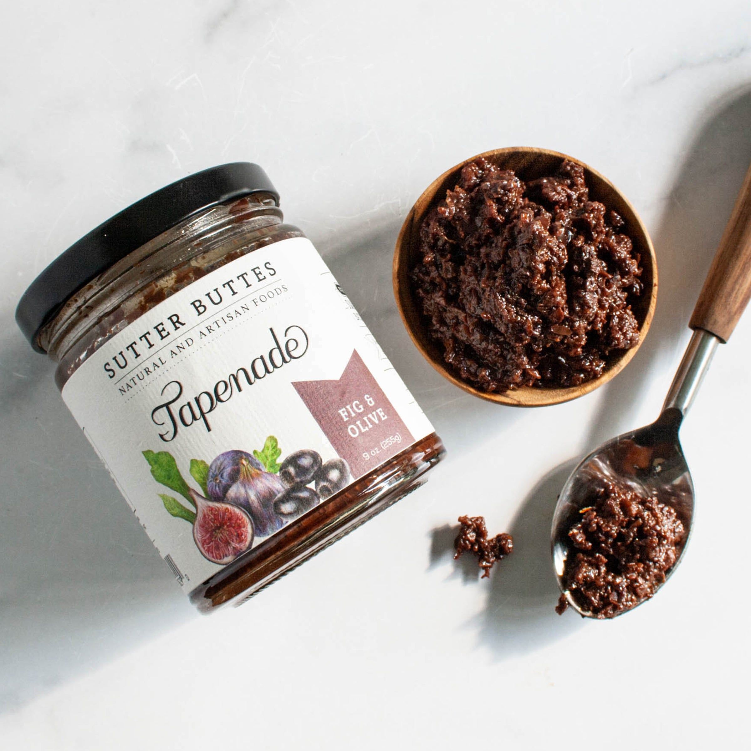 Fig & Olive Tapenade