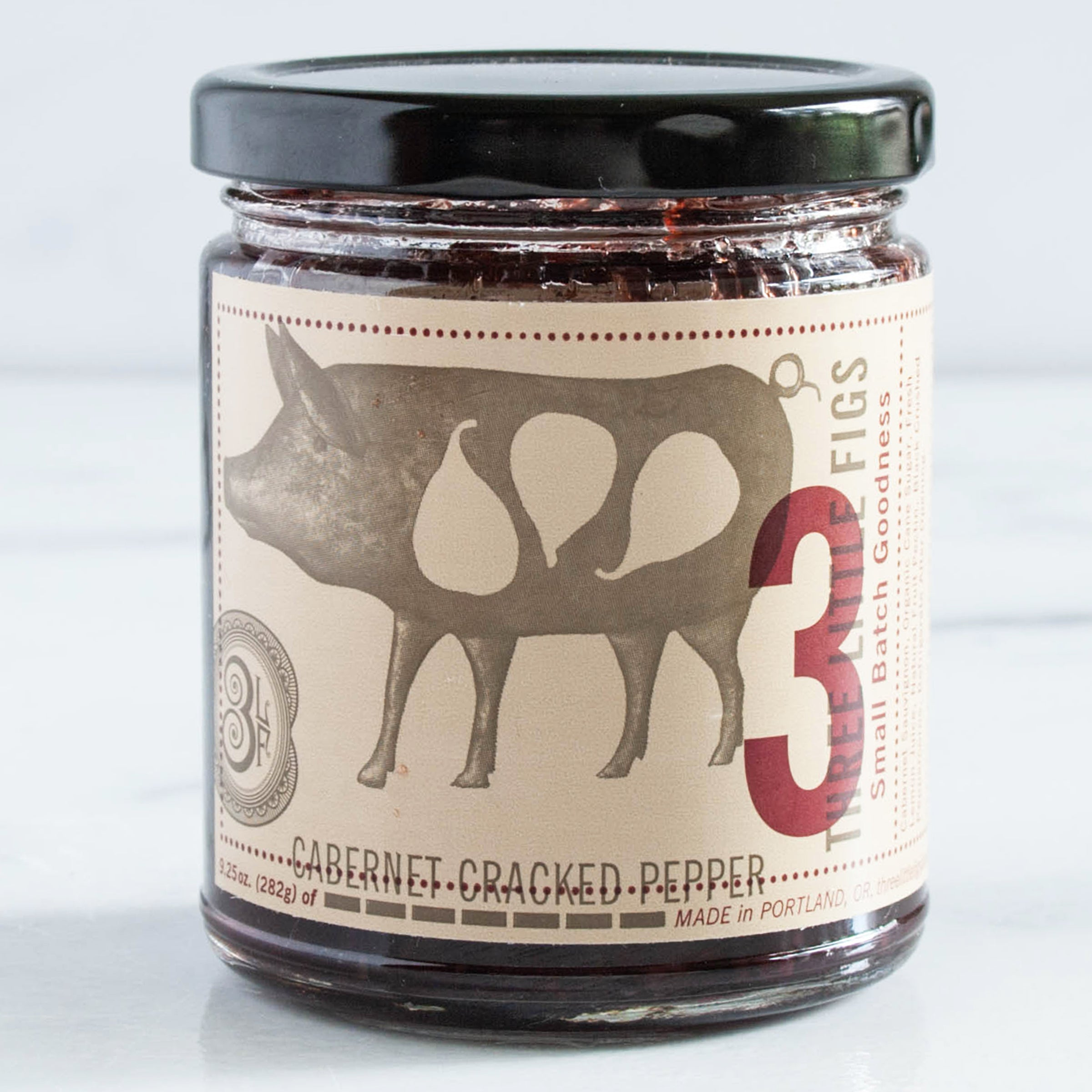 Cabernet Cracked Pepper Wine Jelly