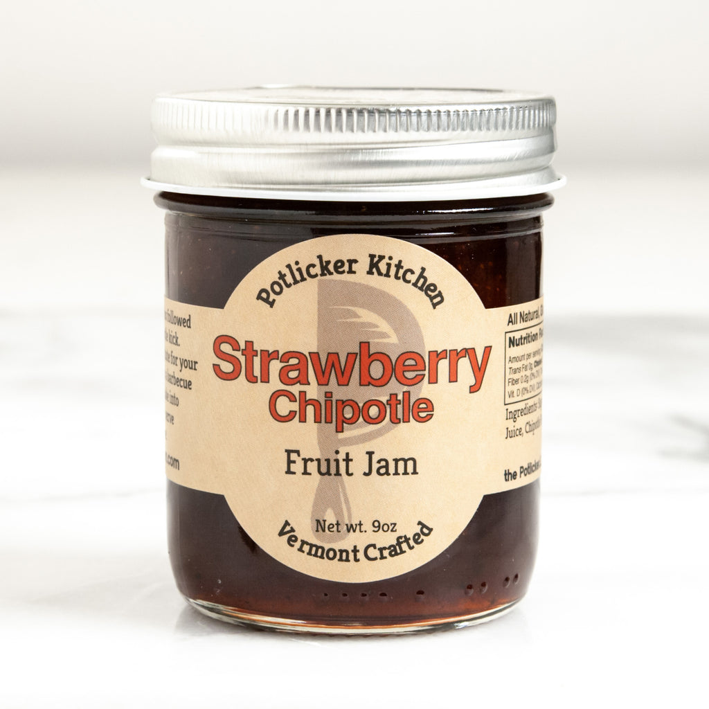 Strawberry Chipotle Jam