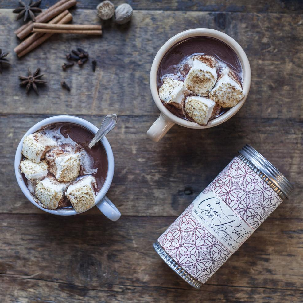 Dominican Spiced Hot Chocolate