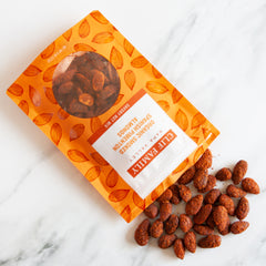 Smoked Spanish Pimenton Almonds_Clif Family Winery_Dried Fruits, Nuts & Seeds