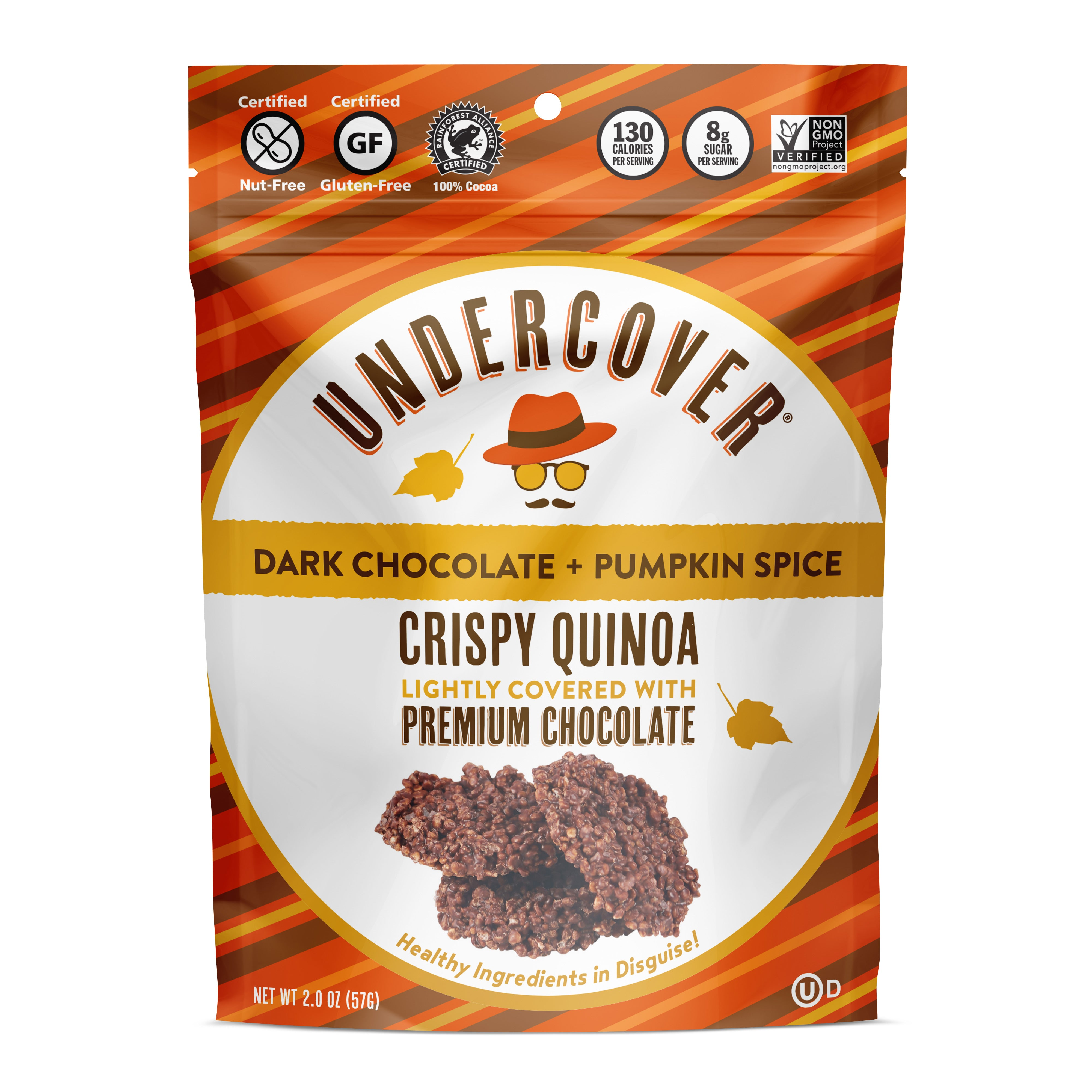 Crispy Chocolate Quinoa