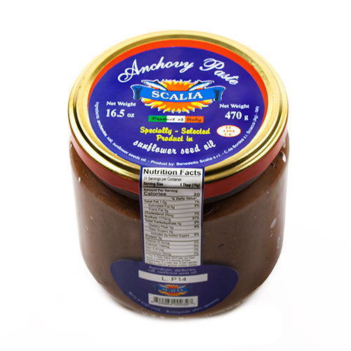 Anchovy Paste in Jar