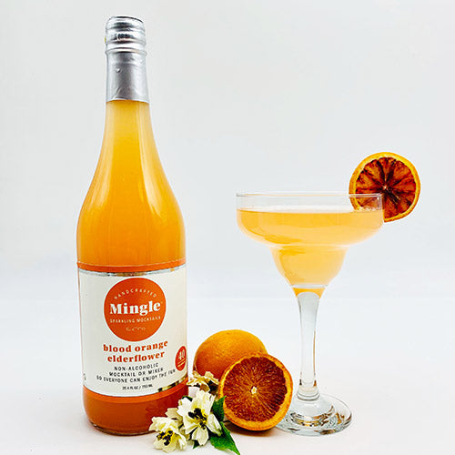 Mingle Blood Orange Elderflower