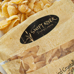 Dried Crystallized Ginger - igourmet