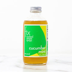 Cucumber Mint Simple Syrup - igourmet