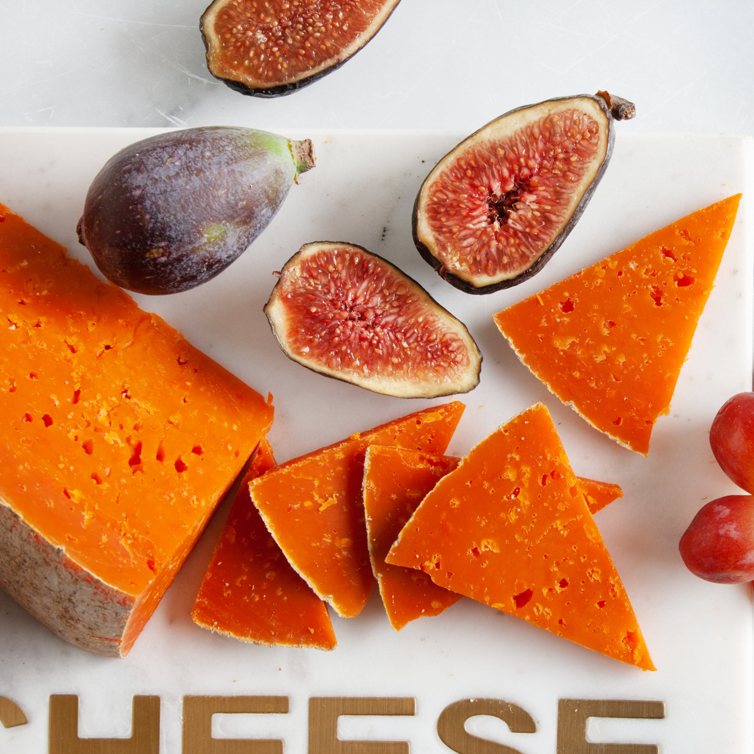 5 Spoke Creamery Harvest Moon Cheese_Cut & Wrapped by igourmet_Cheese
