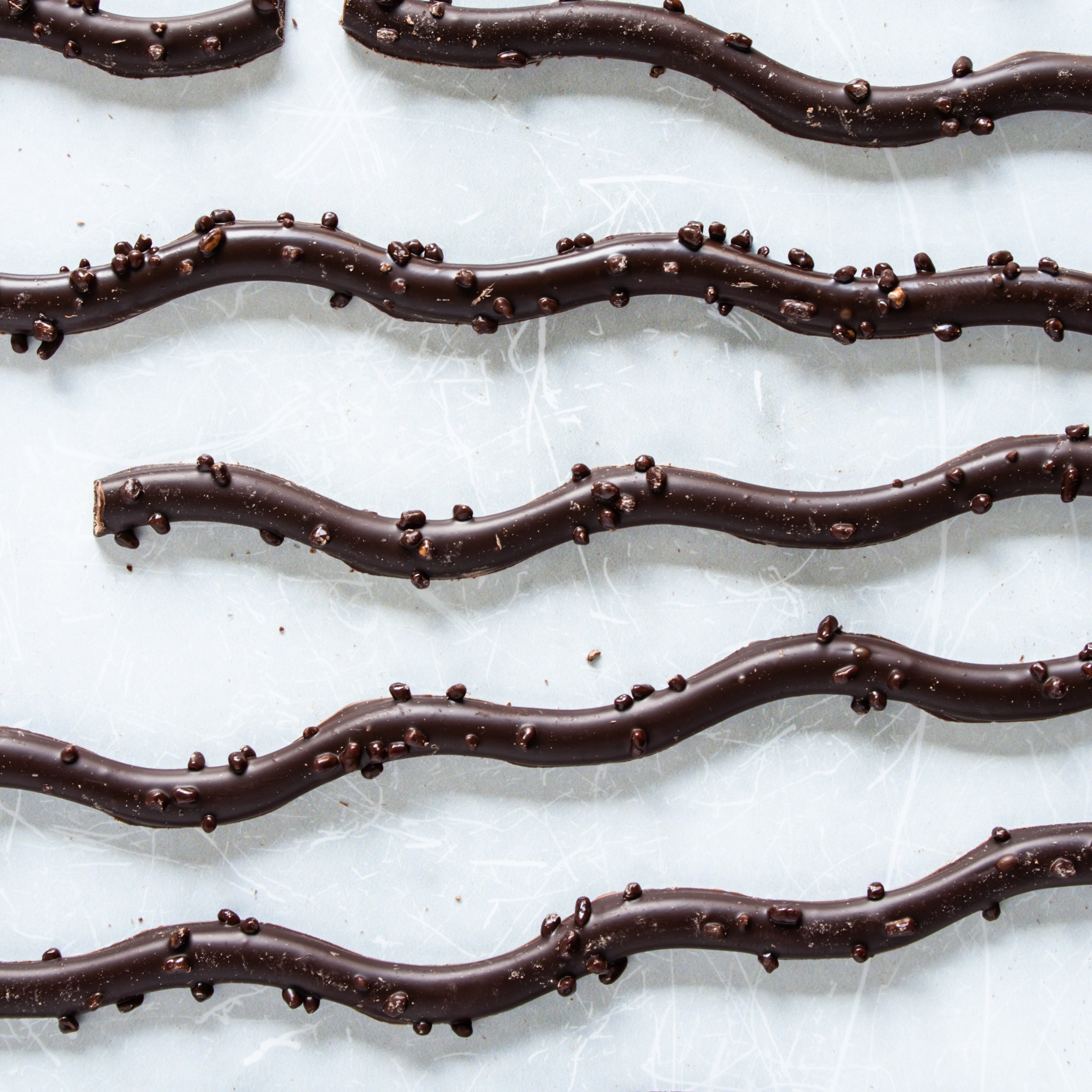 Dark Chocolate Orange Twigs
