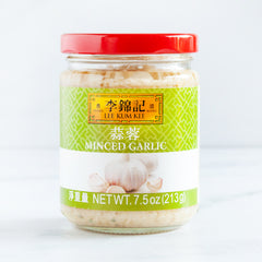 Minced Garlic_Lee Kum Kee_Rubs, Spices & Seasonings