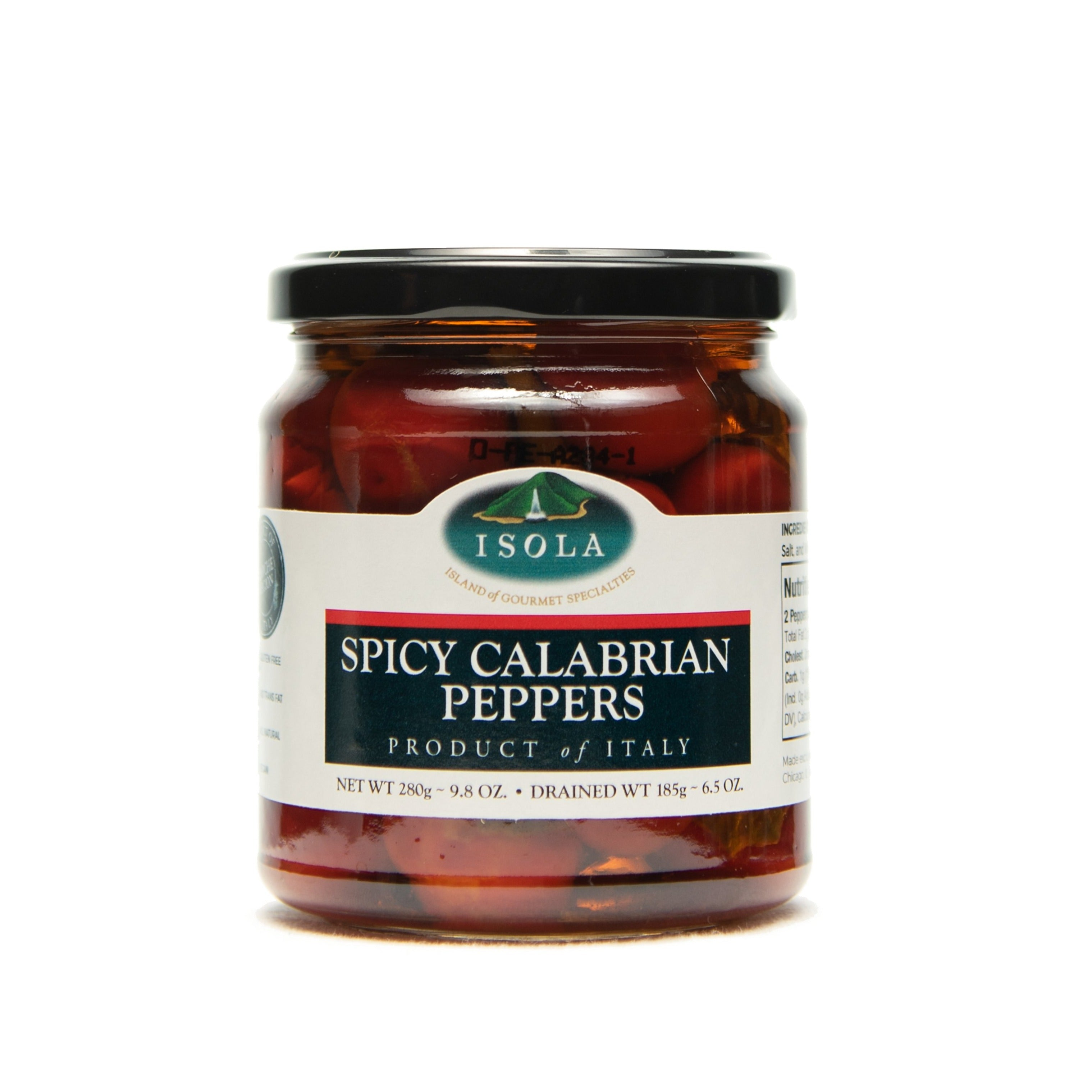Spicy Calabrian Peppers
