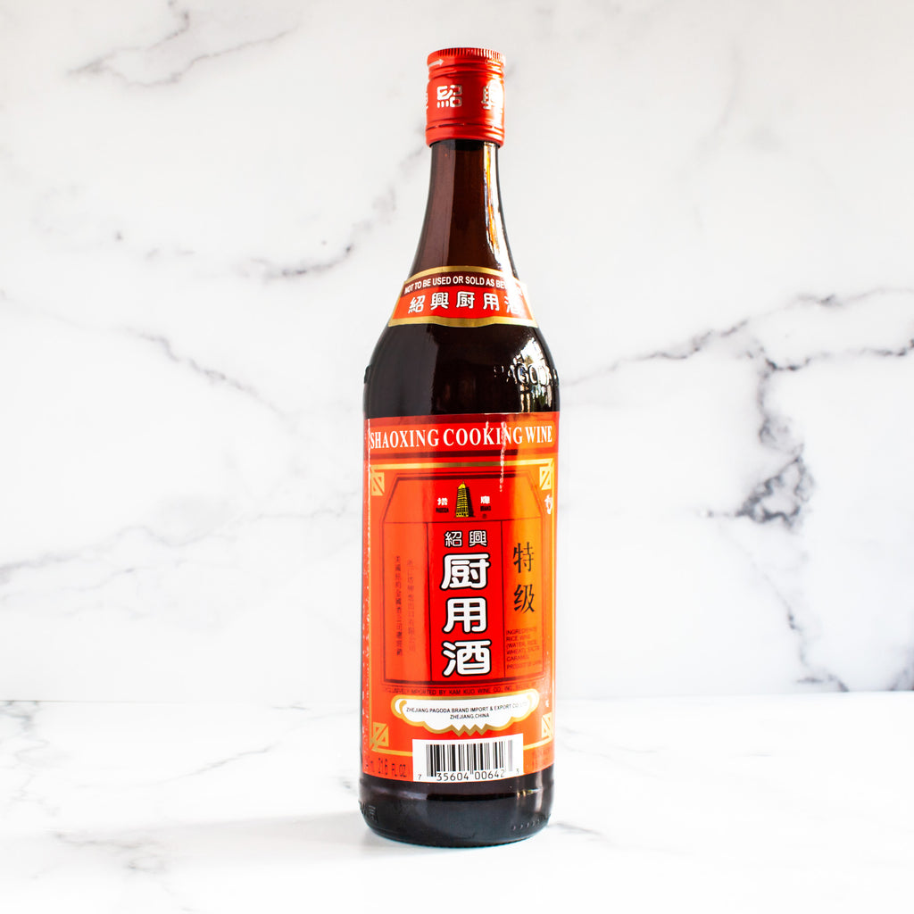 Shaoxing Cooking Wine (Red Label)