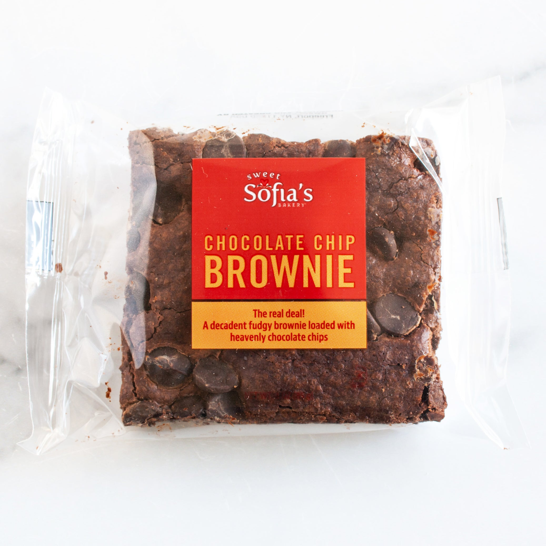 Sofia's Homestyle Brownie