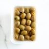 Organic Pitted Green Olives_Divina_Olives & Antipasti
