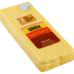 Kosher Gouda Cheese_The Cheese Guys_Cheese