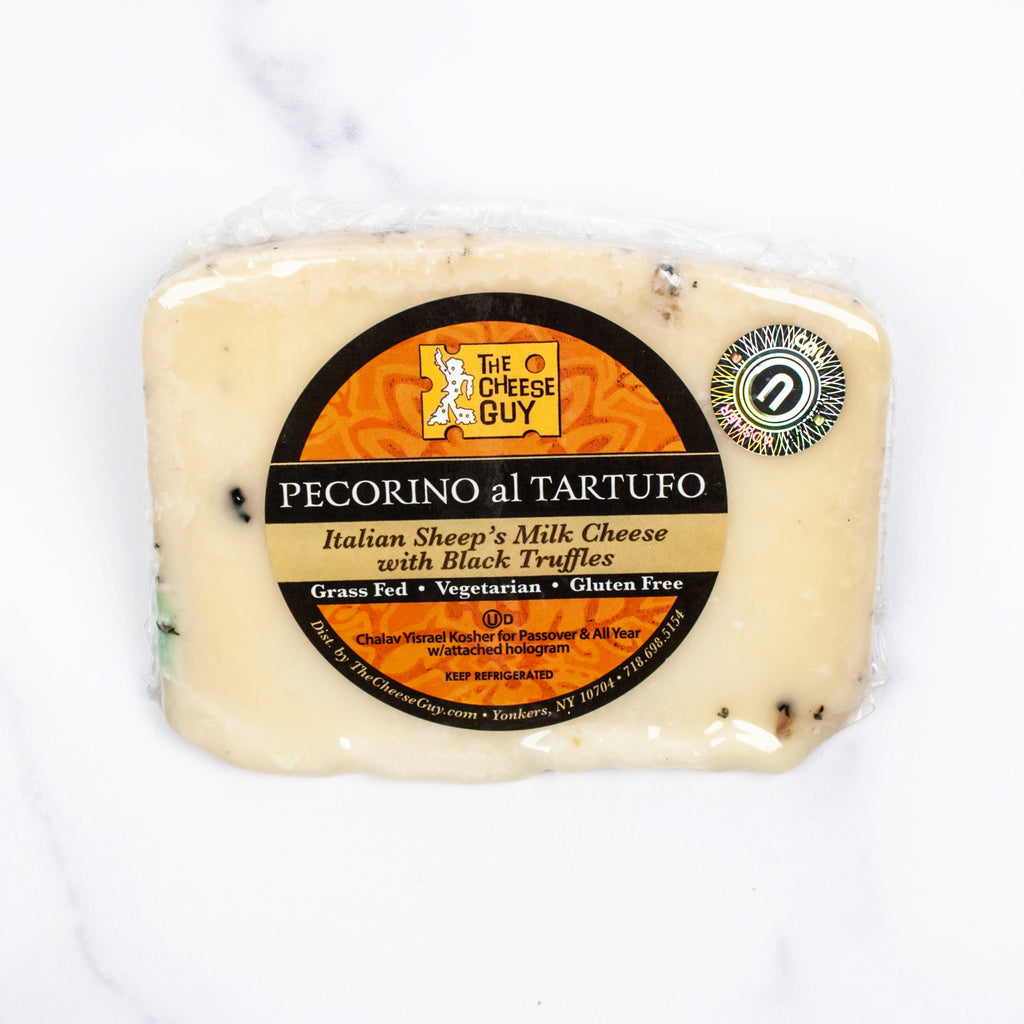 Pecorino Tartufo Cheese (Kosher)