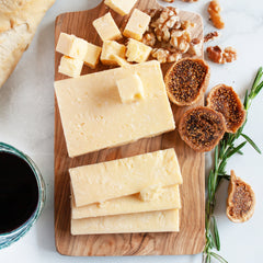 Grand Reserve Australian Cheddar Cheese_Cut & Wrapped by igourmet_Cheese