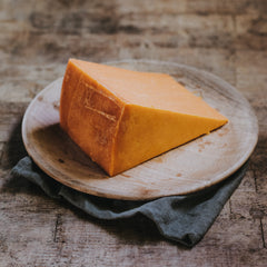 Quicke's Clothbound Red Leicester Cheese - igourmet