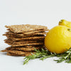 Rosemary & Lemon Knekkebrod Crackers_Norwegian Baked_Pretzels, Chips & Crackers