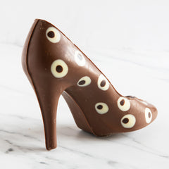Edible Chocolate High Heel_Li-Lac Chocolates_Chocolate Specialties
