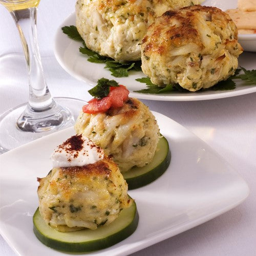 Maryland Crabcakes - Hors d'Oeuvre