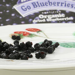 Organic Dried Blueberries - igourmet