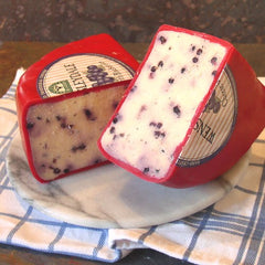 Wensleydale Cheese with Blueberries - igourmet