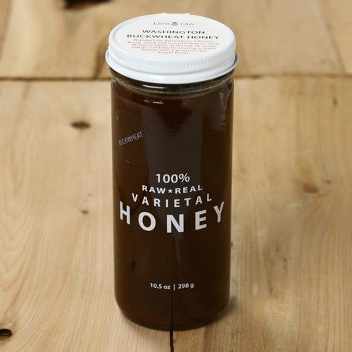 Washington Buckwheat Raw Honey