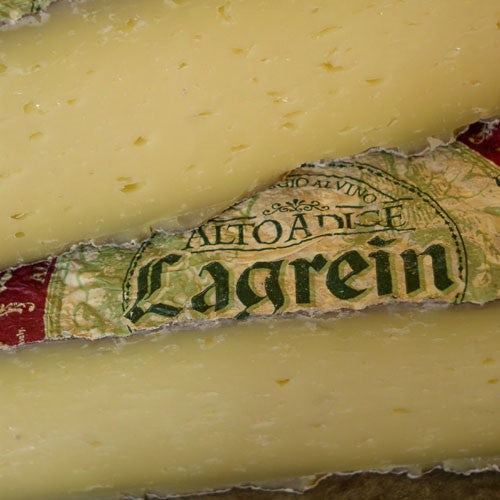 Lagrein Cheese
